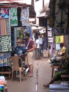 Market – fabric