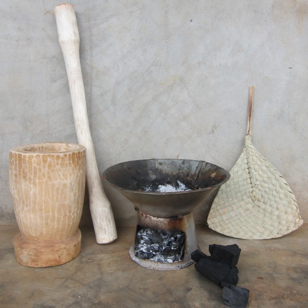 Local Cooking Tools