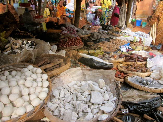Market Day – Traditional Medicine