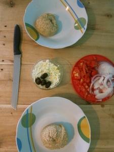 Xmas lunch Benin 2012