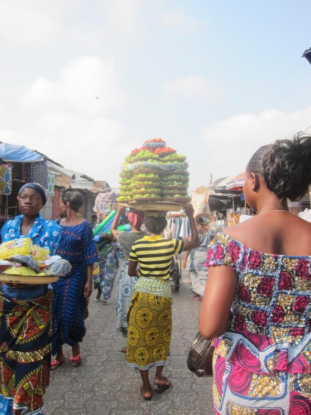 Dantokpa Market – Aisles