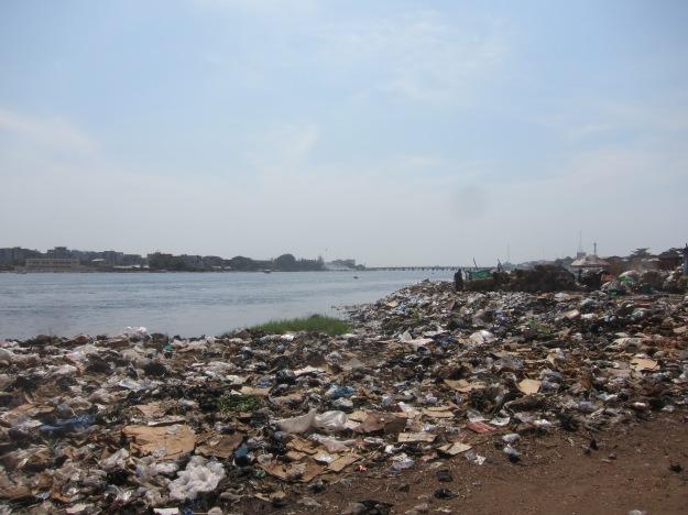 Dantokpa Market – Trash Dump