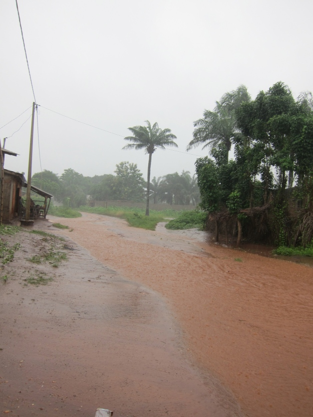 Rainy Season Flooding 1