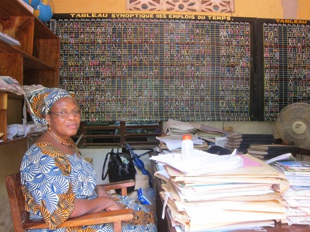 Eugenie Assiba Agoli-Agbo